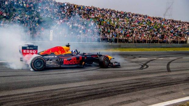 Zandvoort zoekt financiers voor Formule 1: 'Er staat druk op'