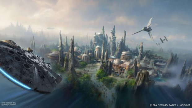 Star Wars-park Galaxy's Edge in Disneyland brengt kookboek uit