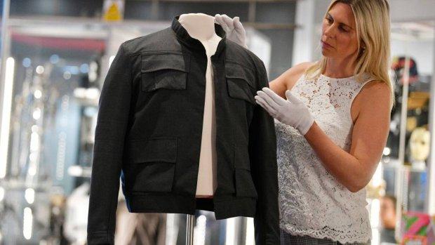 Star Wars fans kunnen nu het jasje van Han Solo kopen