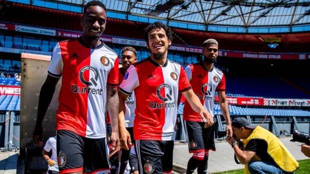 Rentree Haps bij Feyenoord