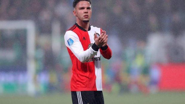 Feyenoord wint oefenduel van Karlsruher SC