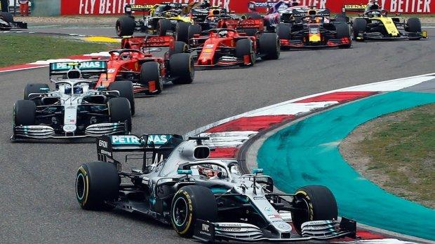 Grote Prijs van China in Formule 1 uitgesteld wegens coronavirus