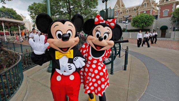 Streamingdienst Disney start in november in VS