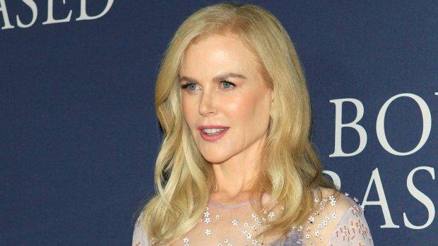 Nicole Kidman schrapt première vanwege natuurbranden