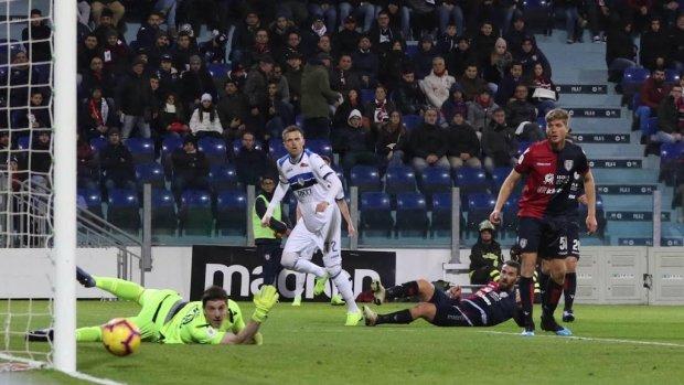 Atalanta naar kwartfinale Italiaanse beker