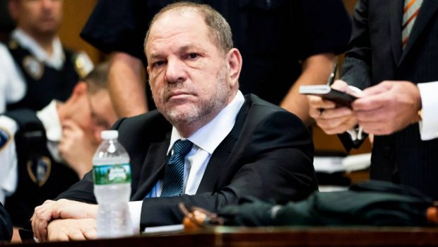 Actrice beschuldigt Harvey Weinstein van verkrachting