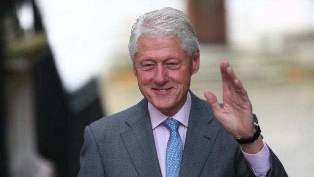 Lewinsky vond Clinton 'een oude, grijze man'