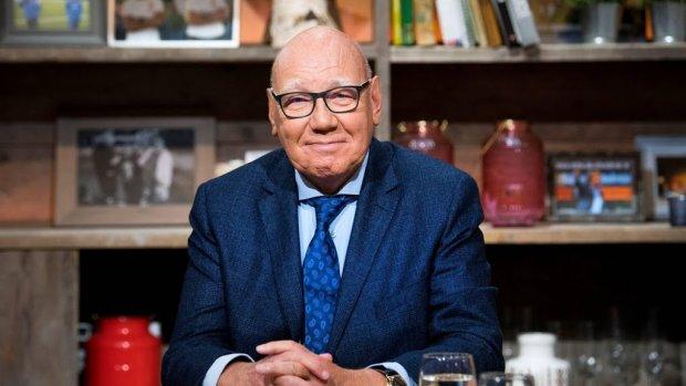 Kees Jansma (71) stopt als tv-presentator