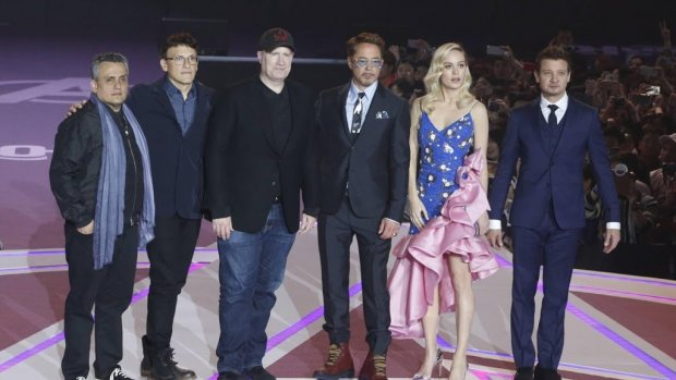 Makers Avengers roepen fans op om geen spoilers te delen