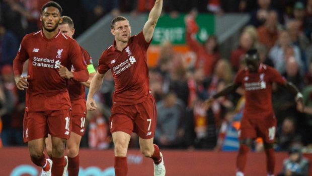 Liverpool verslaat Paris SG in extra tijd