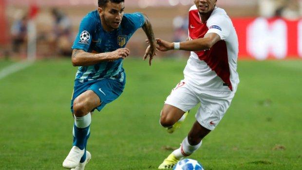 Atlético buigt tegen Monaco achterstand om (2)