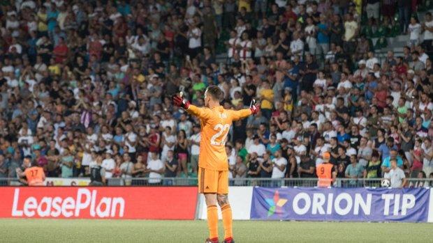 Doelman Bijlow terug bij Feyenoord