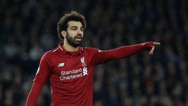 Liverpool met moeite langs Crystal Palace