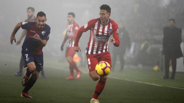 Arias maakt eerste doelpunt voor Atlético