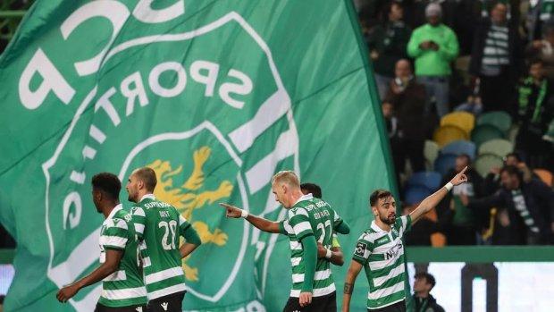 Kleine zege Sporting Portugal op Moreirense