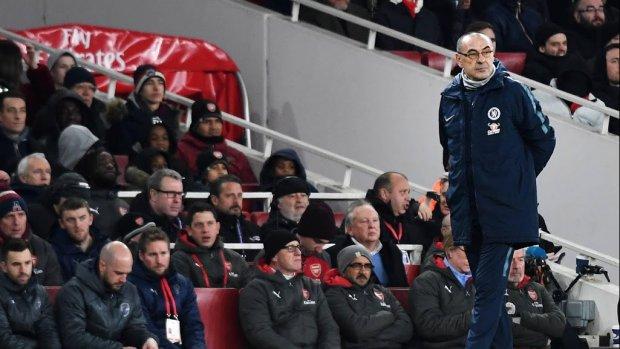 Sarri: spelers Chelsea niet te motiveren