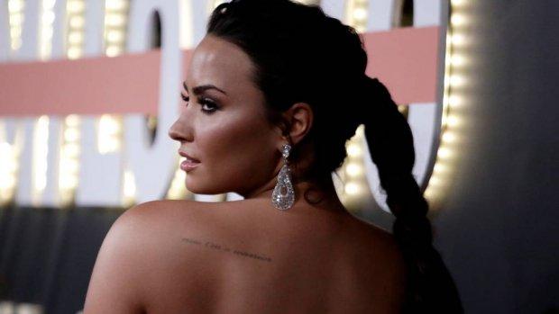 Moeder Demi Lovato doet een boekje open