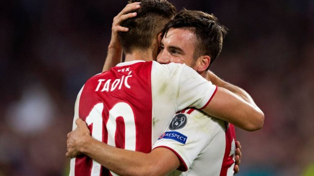 Tadic: Ajax hoort in Champions League