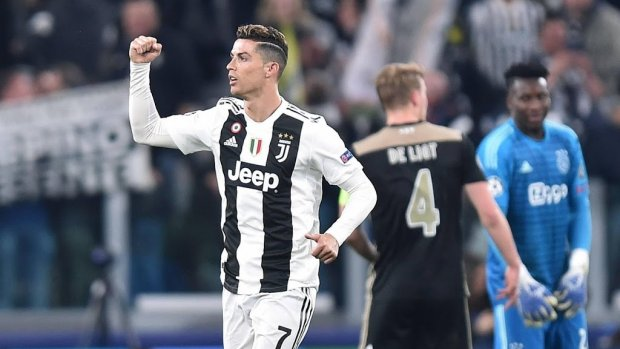 Ronaldo: 1000 procent zeker dat ik blijf