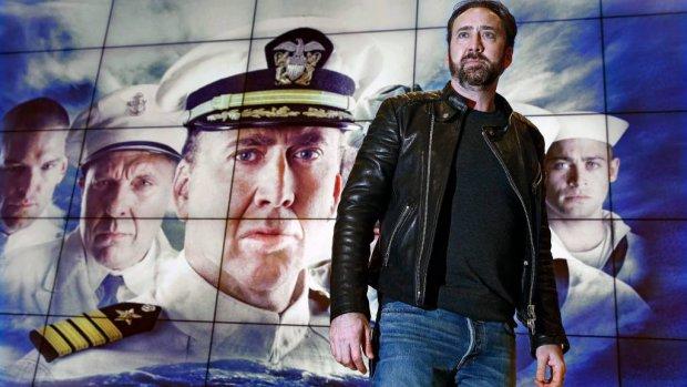 Nicolas Cage gastprogrammeur Leids Filmfestival