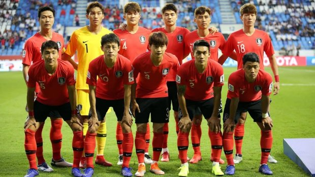 Zuid-Korea verder zonder routinier Ki