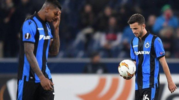 Club Brugge kan Nederland niet helpen