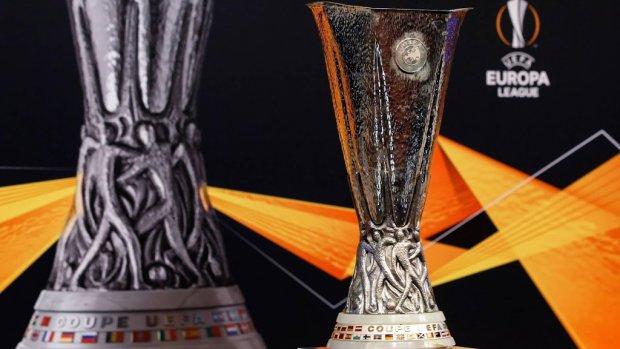Frankfurt tegen Inter in Europa League