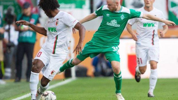 Klaassen bezorgt Werder Bremen de winst