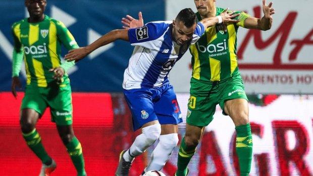 FC Porto blijft winnen in de competitie