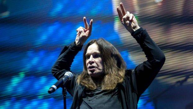 Ozzy Osbourne laat zaak tegen AEG vallen