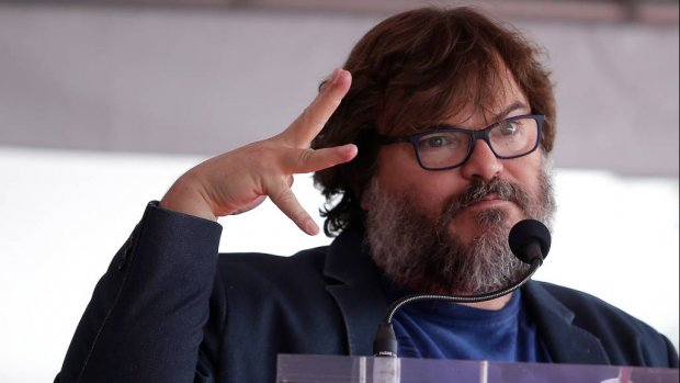 Acteur Jack Black wordt game-YouTuber