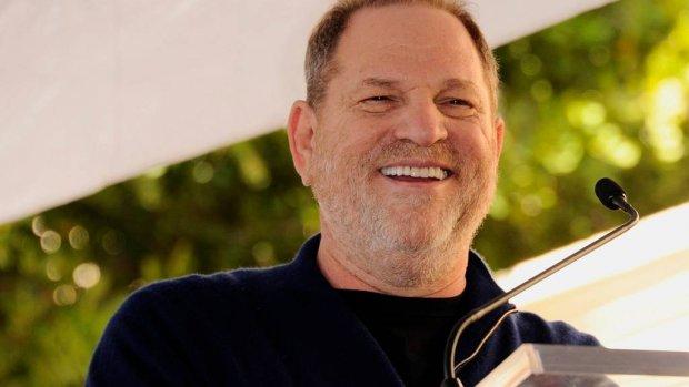 'Harvey Weinstein geeft zichzelf aan'