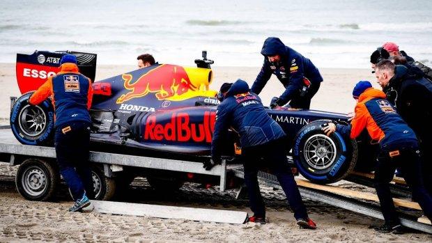 Ook college Zandvoort wil Formule 1-teams op strand toelaten