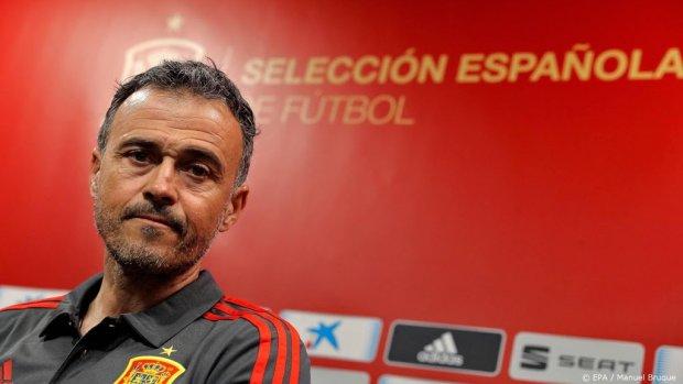 Luis Enrique: Spanje scoort meer dan Barça