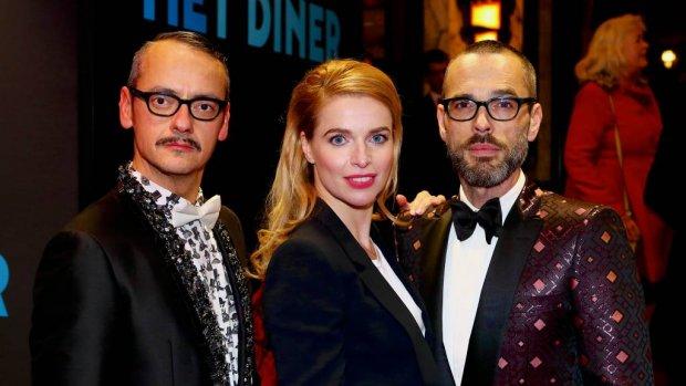 Viktor&Rolf: 'Het poldermodel, dat zijn wij'