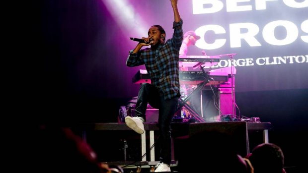 Kendrick Lamar dreigt met vertrek bij Spotify