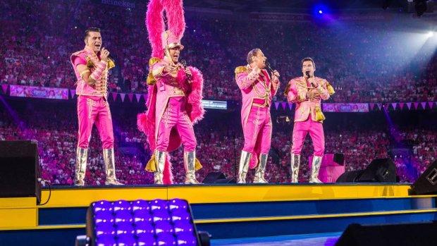 Toppers zijn klaar voor de Circus Edition