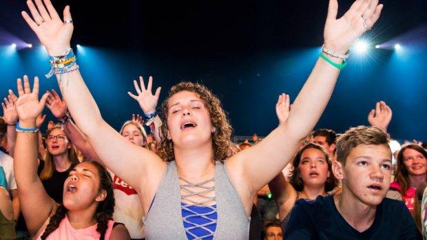 Christelijke jongeren bijeen in GelreDome