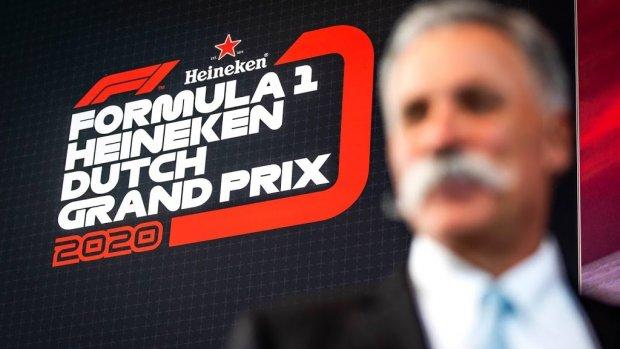 GP Zandvoort op 3 mei op kalender Formule 1