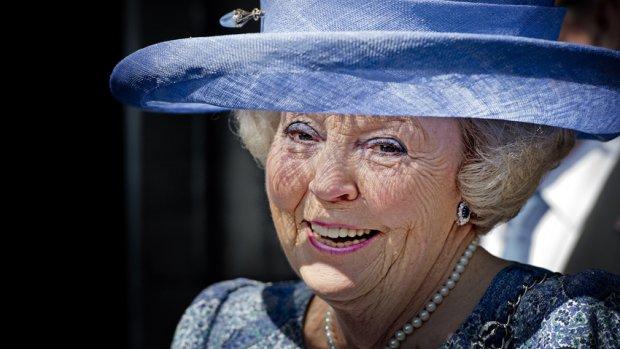'Beatrix liep boos weg na ingreep anti-Wildersspeech'
