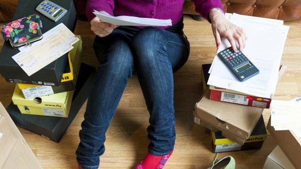 Eigen schuld dikke bult: het onnodige moeras van schulden