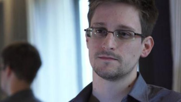 Snowden in vliegtuig naar Moskou