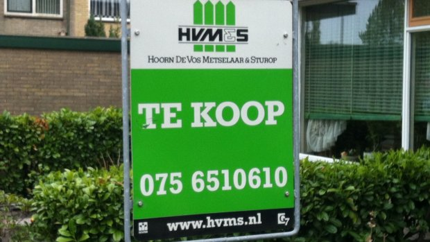 Daling huizenprijzen versnelt