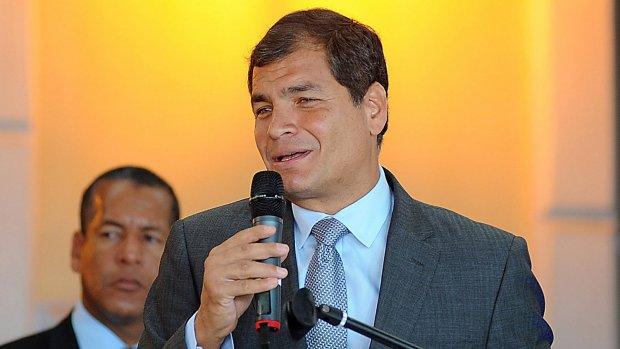 Wat zoeken klokkenluiders in Ecuador?