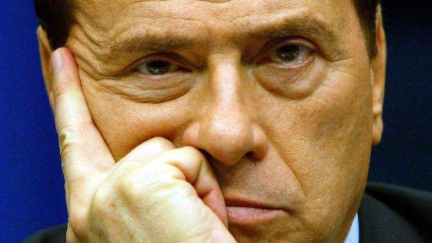 Taakstraf of huisarrest voor Berlusconi