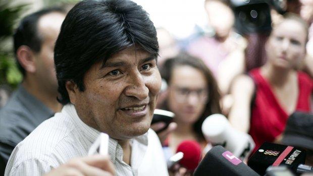 Bolivia dreigt met sluiten Amerikaanse ambassade