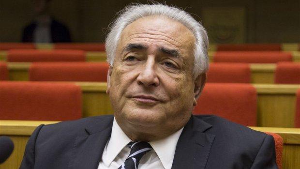 Strauss-Kahn: Europees bankensysteem erg ziek