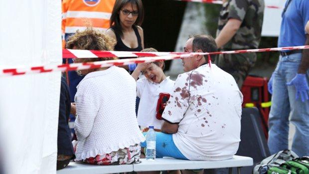 Ooggetuigen treinramp: Net een oorlogssituatie