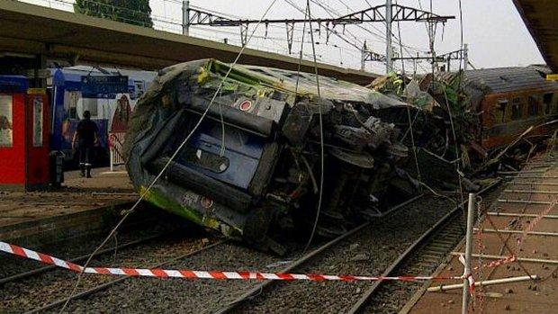 Hollande aangekomen bij rampplek
