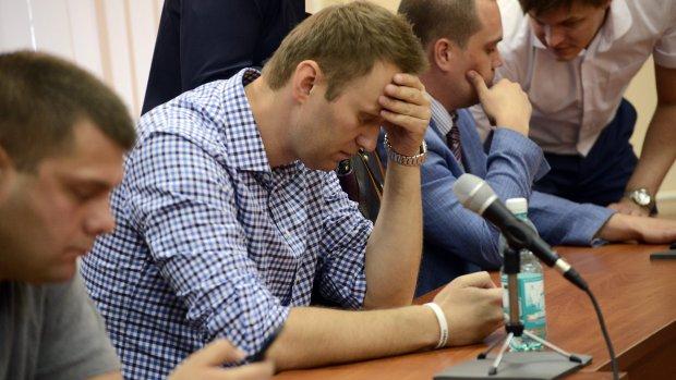 Navalny vijf jaar naar strafkamp